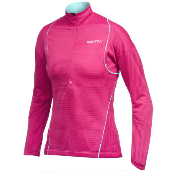 Craft Ladies Elite Shaped Lightweight Pullover AW12