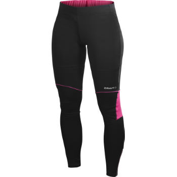 Craft Ladies Performance Run Tights AW12