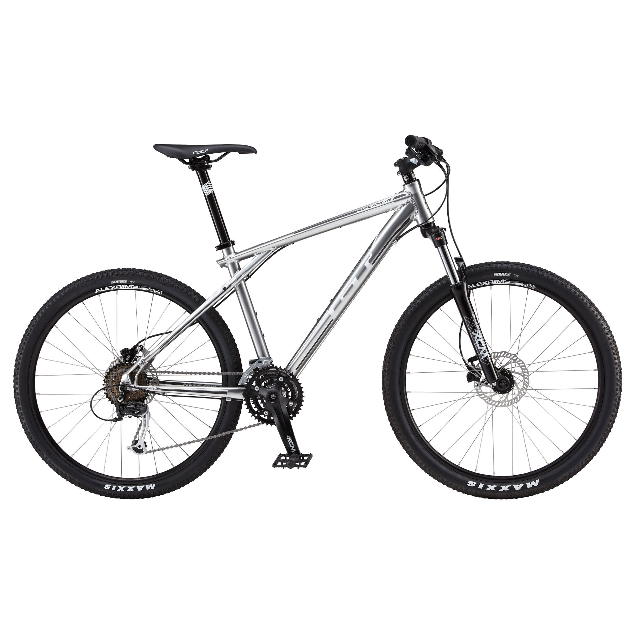 Gt Avalanche 3 0 2013 Hard Tail Mtb Bikes
