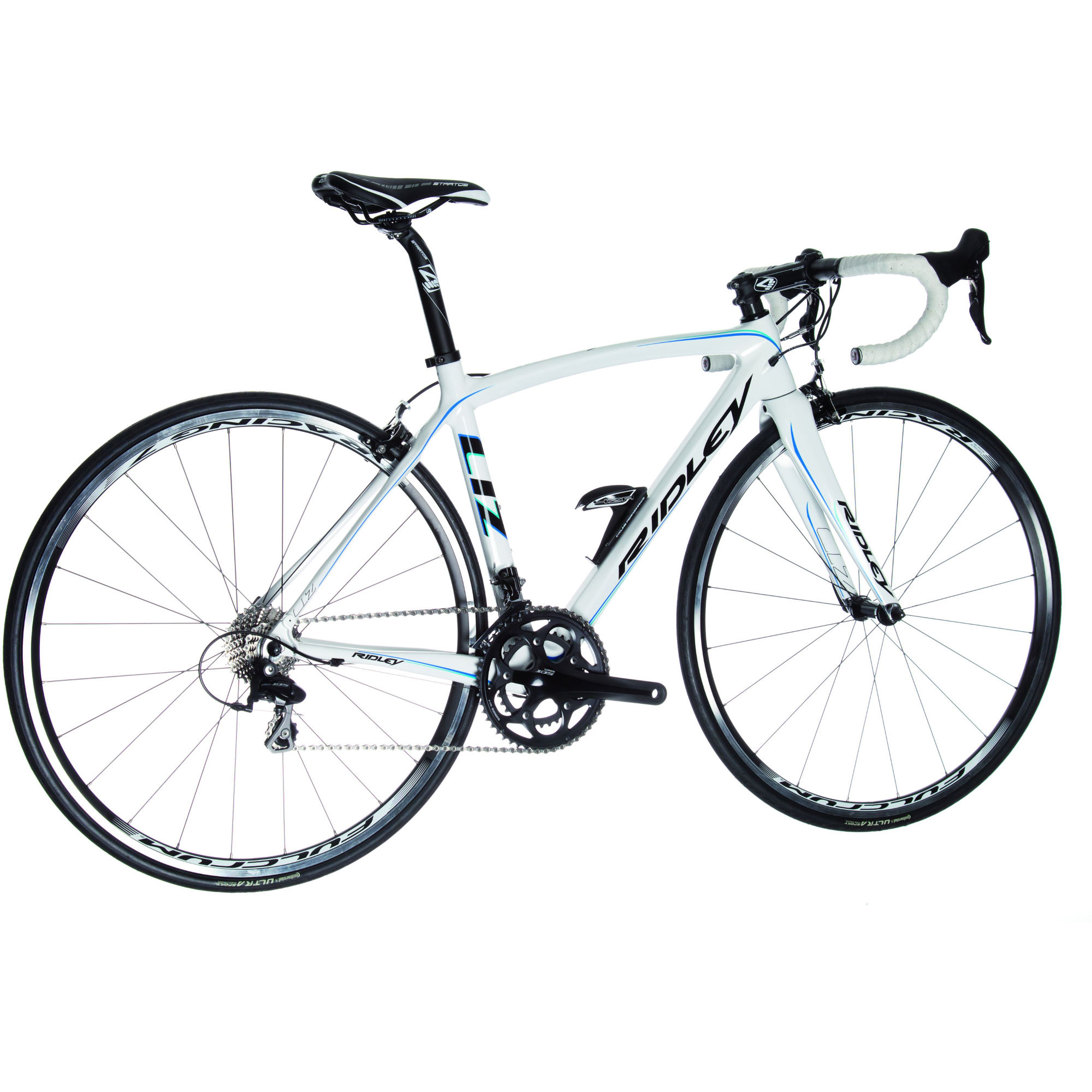 Wiggle Ridley Women S Liz 1309a 105 2013 White Blue Medium