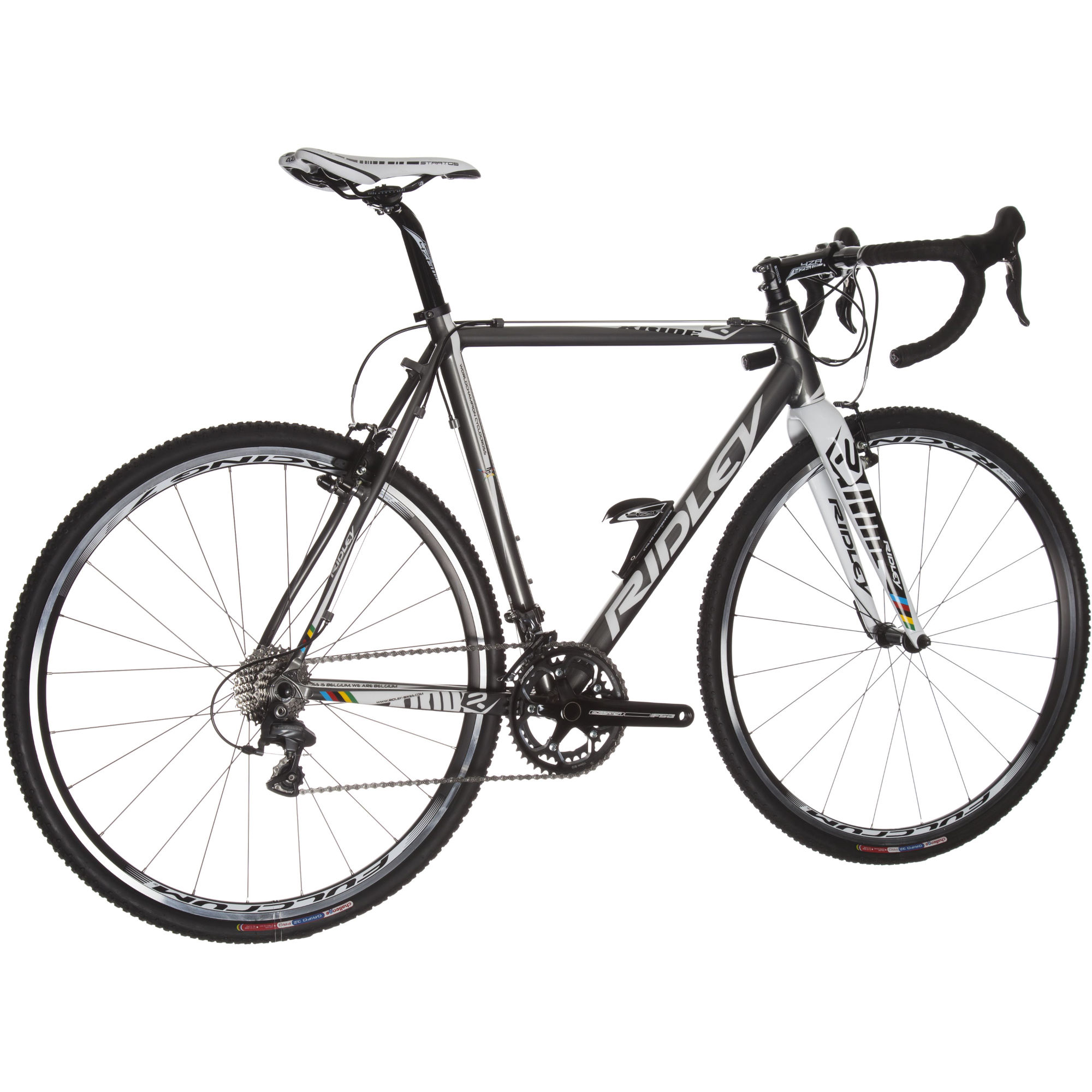 wiggle ridley x ride 1203c1 ultegra 2013 cyclocross bikes. Black Bedroom Furniture Sets. Home Design Ideas