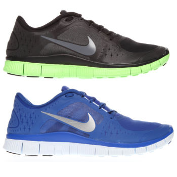 Nike Free Run Plus 3 Shield Shoes AW12