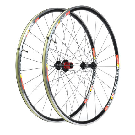 Stans No Tubes Alpha 340 Pro 3.30RTi Road Wheelset