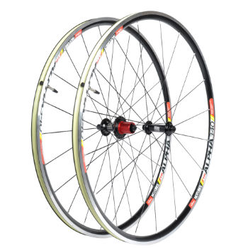 Stans No Tubes Alpha 340 Team 3.30R Road Wheelset