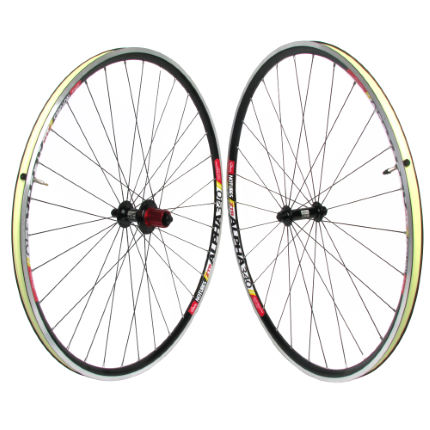 Stans No Tubes Alpha 340 Comp 3.30R Road Wheelset