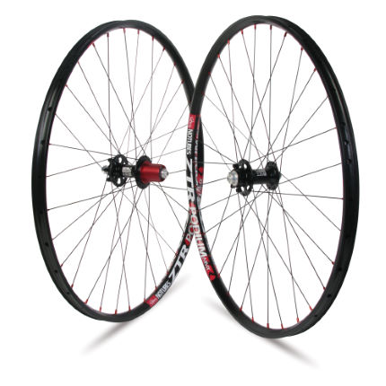 Picture of Stans No Tubes Podium MMX Stans's 3.30Ti QR MTB Wheelset
