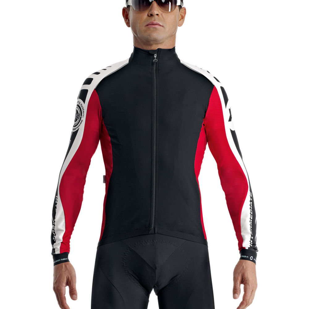 Wiggle Assos Ij Intermediate S7 Windproof Jersey
