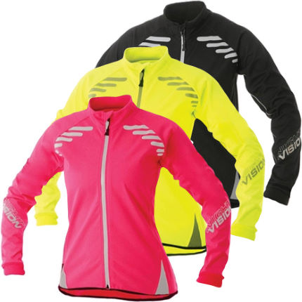 Altura Ladies Night Vision Windproof Jacket