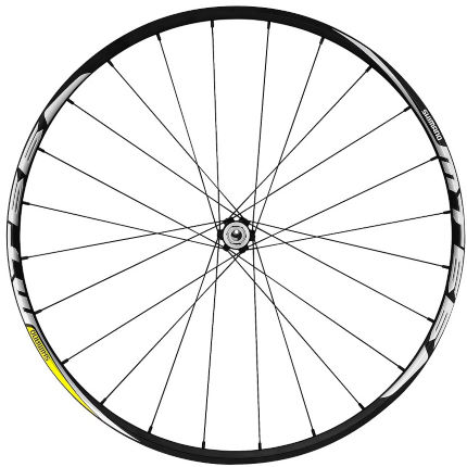 Shimano MT66 29er Centre-Lock (QR) Front Wheel