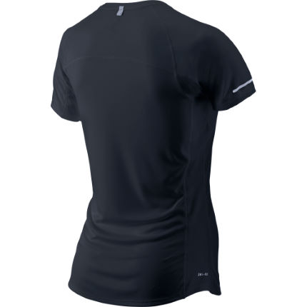 Nike Ladies Miler Short Sleeve Tee AW12