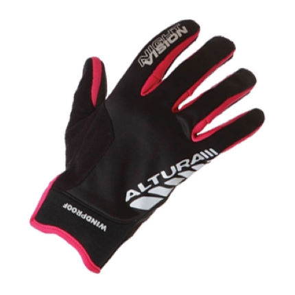 Altura Ladies Night Vision Windproof Gloves