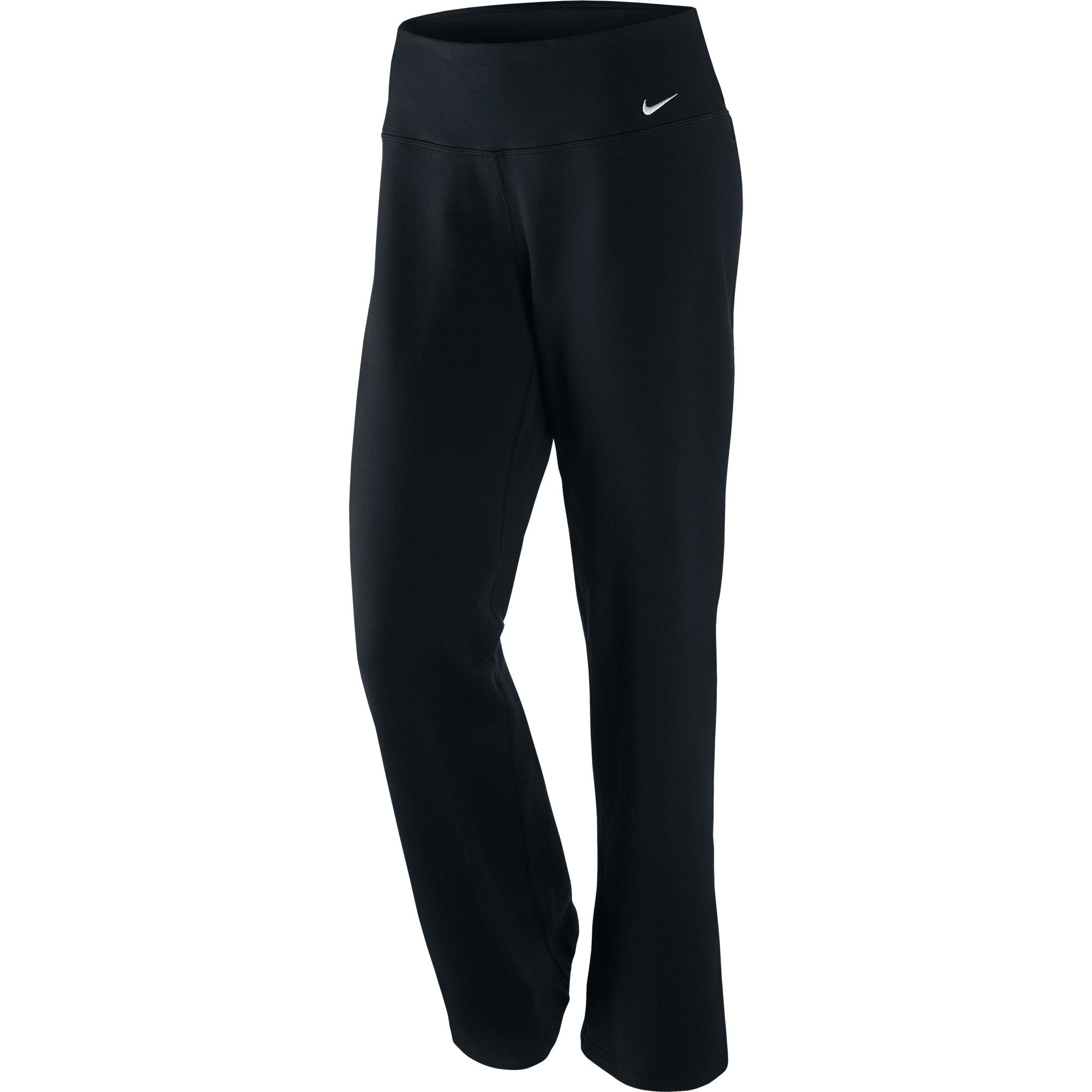 pantalons de running nike ladies loose dri fit pant aw12 wiggle france. Black Bedroom Furniture Sets. Home Design Ideas