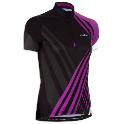 dhb Ladies Trick Short Sleeve Cycling Jersey