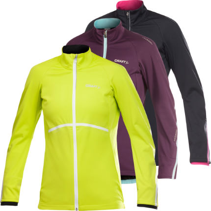 Craft Ladies Performance Bike Stretch Jacket