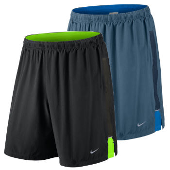 Nike 7 Inch Sweat Wicking 2 In 1 Short AW12
