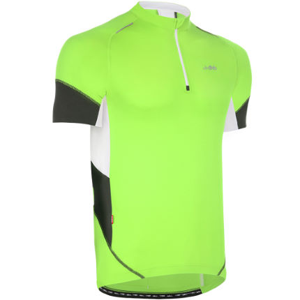 dhb Section Short Sleeve Fluoro Jersey