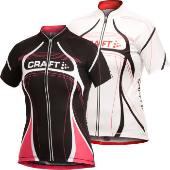 Craft Ladies Performance Bike Tour Jersey 2012