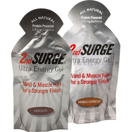 Accelerade Accel 2nd Surge Energy Gel