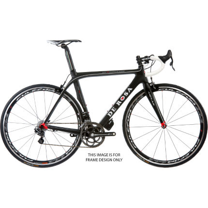 De Rosa Merak Evolution Carbon Frameset (EPS) 2014
