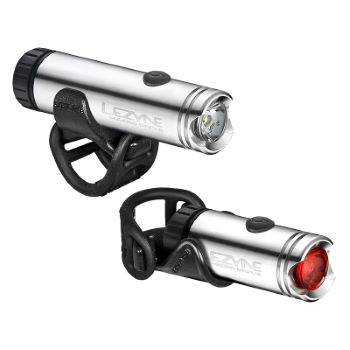 Lezyne Macro Front / Micro Rear LED Light Pair
