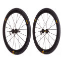 Mavic Cosmic Carbon SLR Clincher Wheelset 2013