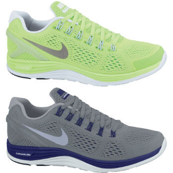 Nike Lunarglide Plus 4 Shoes AW12