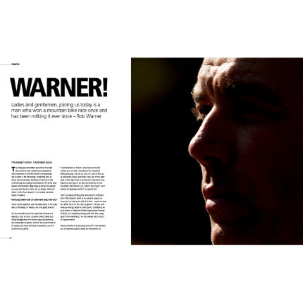 Rouleur Privateer Mountain Bike Magazine - Issue 10