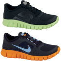 Nike Boys Free Run 3 GS Shoes AW12