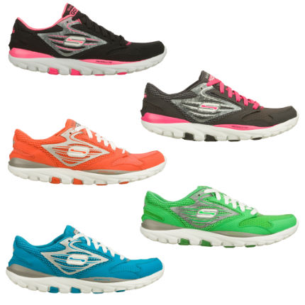 Skechers Ladies GoRun Shoes aw12