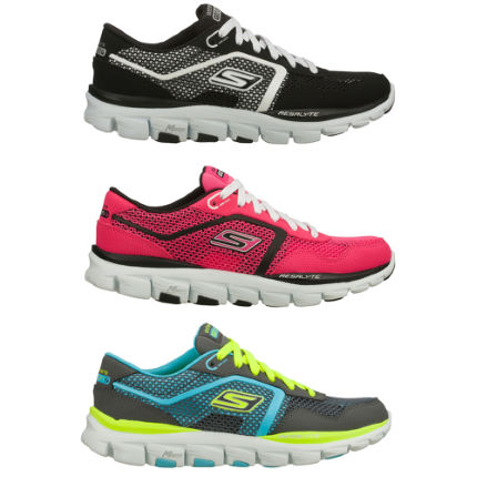 Skechers Ladies GoRun Ride Ultra Shoes AW12