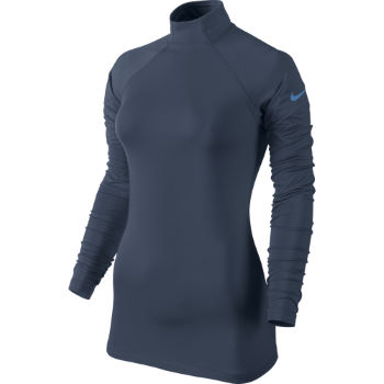 Nike Ladies Pro Hyperwarm Mock II Top AW12
