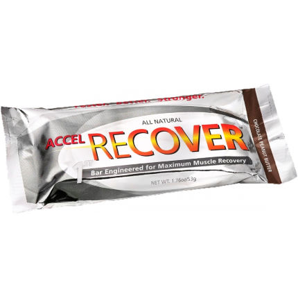 Accelerade - Recover バー (12個 x 53g)