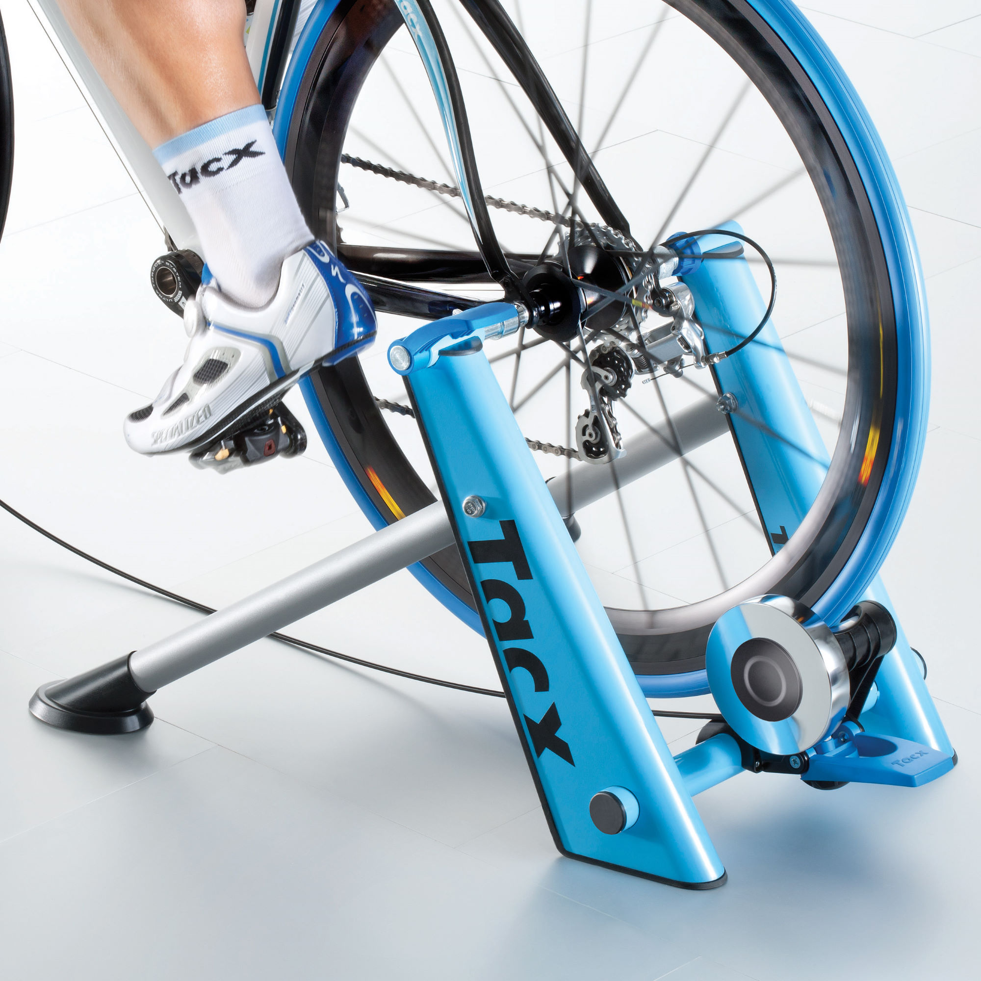 Tacx Flow Handleiding Nederlands: Tacx Blue Motion High Power Vouwtrainer