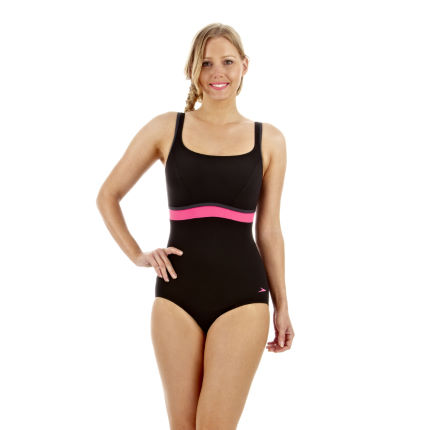 Speedo Ladies Premiere Contour 1 Piece Swimsuit AW13