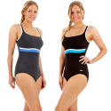 Speedo Ladies Premiere Contour 1 Piece Swim Suit
