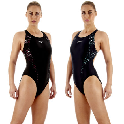 Speedo Ladies FusionTurn Placement Swimsuit SS13