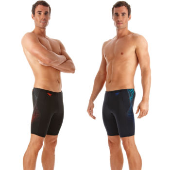 Speedo PowerTurn Placement Panel Jammer Shorts SS13