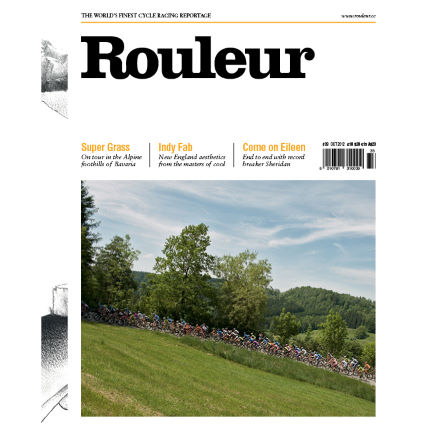 Rouleur Cycling Magazine - Issue 33