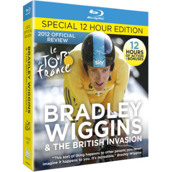 Go Entertain Bradley Wiggins and The British Invasion - Blu Ray