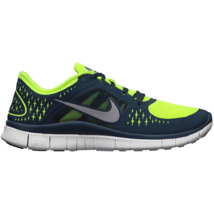 Nike Free Run+ 3 Shoes SP13