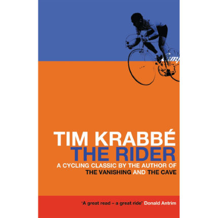 Bloomsbury - The Rider - Tim Krabbe