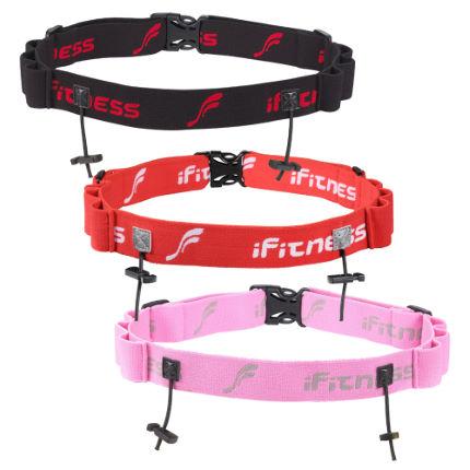 iFitness Race Belt (6 gel loops)