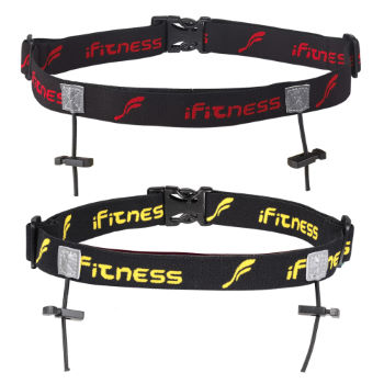 iFitness Race Belt (no gel loops)