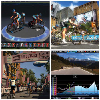 Picture of Tacx Trainer Software Version 4