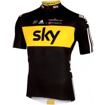 Team Sky Tour de France Champion Edition Yellow Jersey