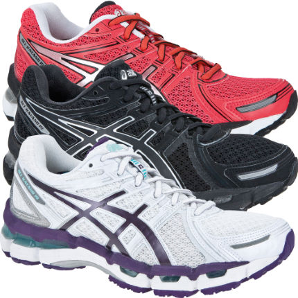 Asics Ladies Gel-Kayano 19 Shoes
