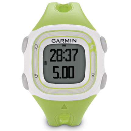 Garmin Forerunner 10 GPS Running Watch Green