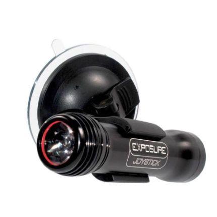 Exposure Suction Cup Mount For Helmet Lights