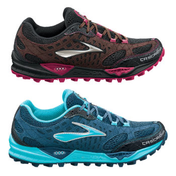 Brooks Ladies Cascadia 7 Shoes AW12