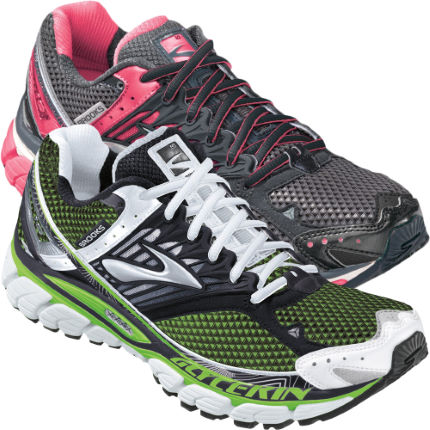Brooks Ladies Glycerin 10 Shoes